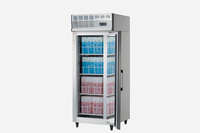 蓄冷剤凍結庫